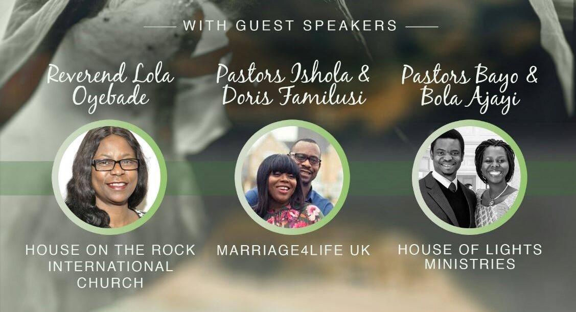 Spirit Filled Marriages Retreat Guests