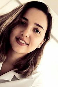 Psicóloga Aline Agustinho