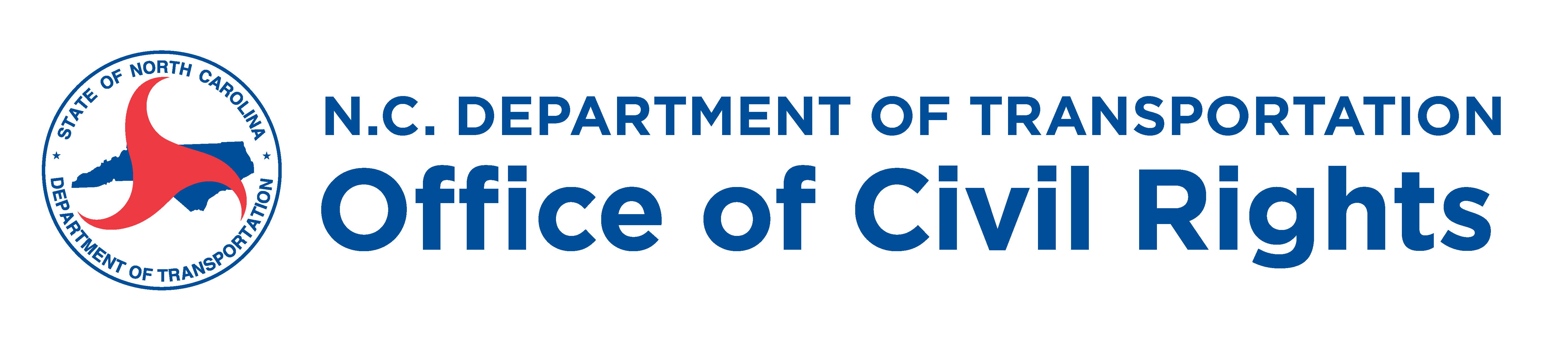 office of civil rights ncdot logo