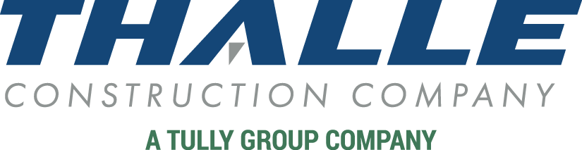 Thalle Construction Logo Sponsor