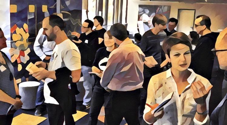 Liberation Structures Immersion Workshop Interaktion