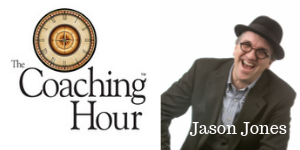 Jason Jones and The Coaching Hour Logo