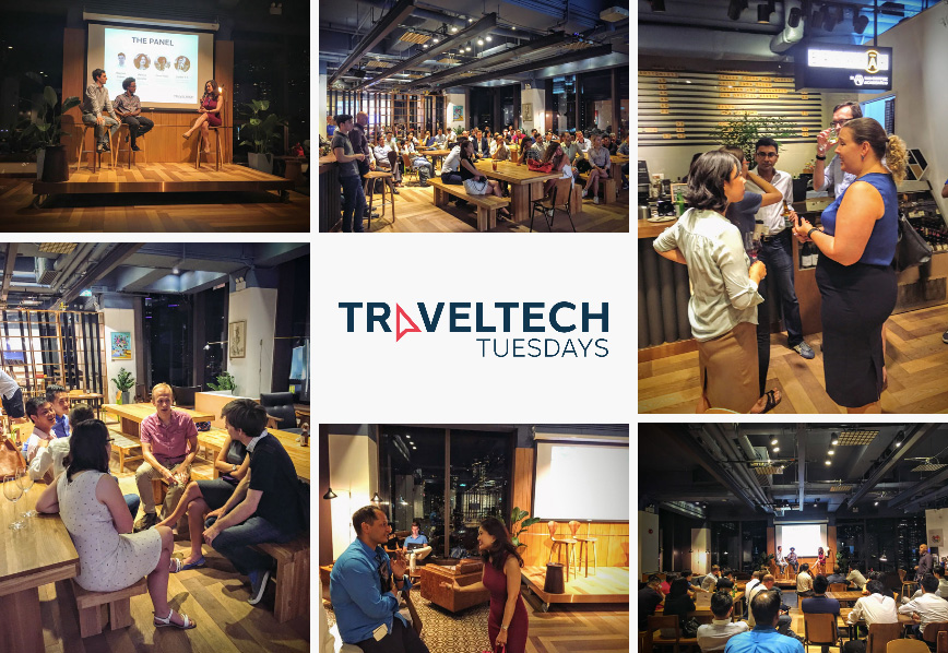 TravelTech photos from last time