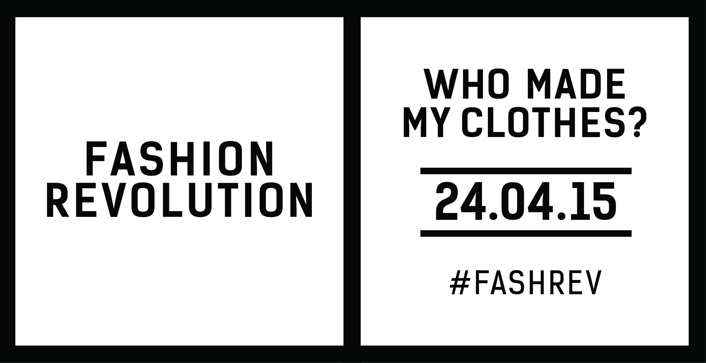 Fashion Africa Conference in support of Fashion Revolution Day 2015
