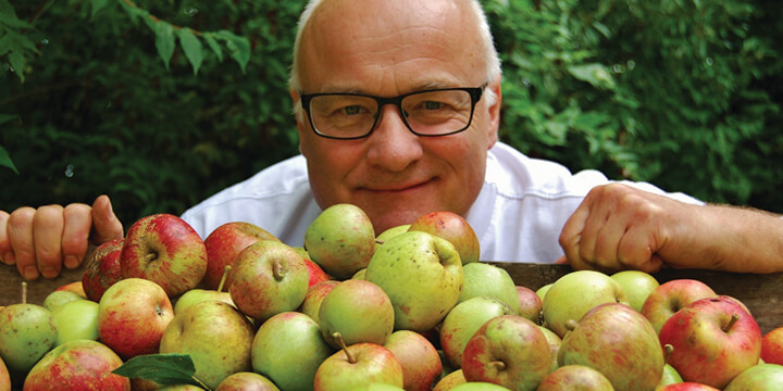 Greg Organic Apples