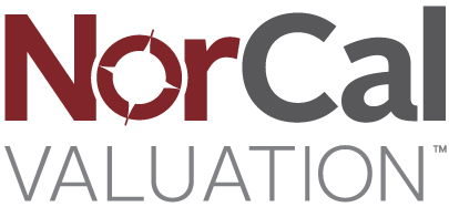 NorCal Valuation equipment appraisal logo