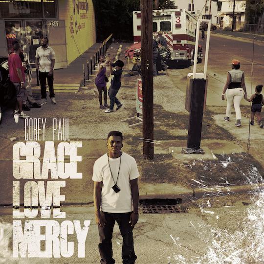 Grace Love Mercy Album Cover