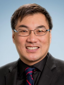 Photo of Dr. Andrew Lee