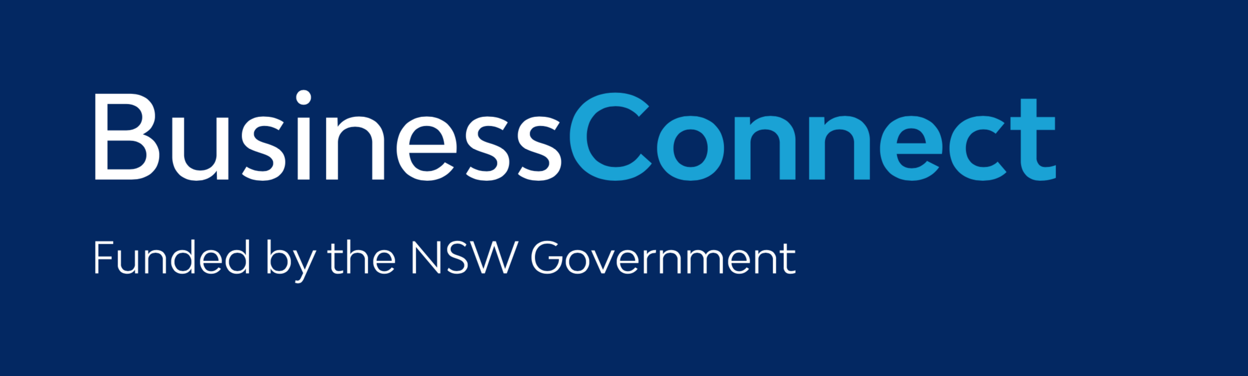 NSW Business Connect logo