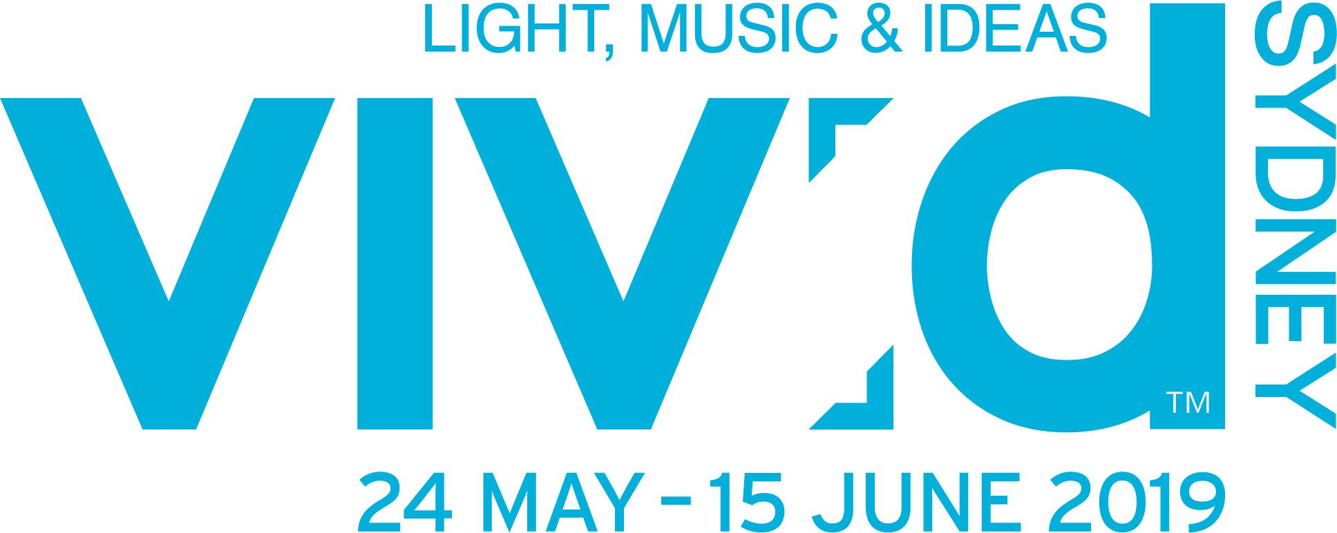 Vivid Ideas 2019 logo