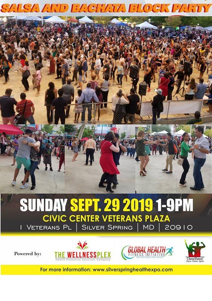 Salsa and Bachata Block Party