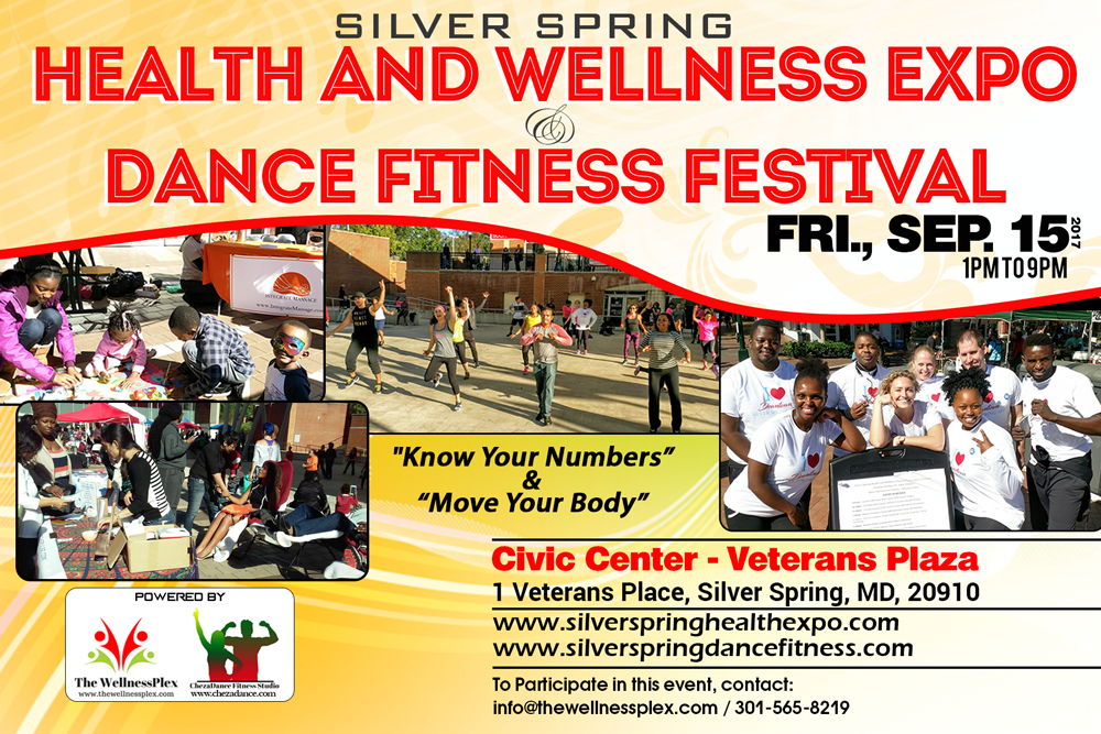 Dance Fitness Festival and Health Expo