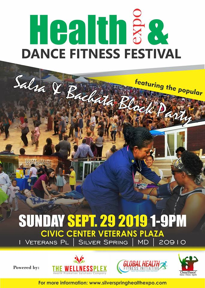 Silver Spring Health Expo and Dance Fitness Festival