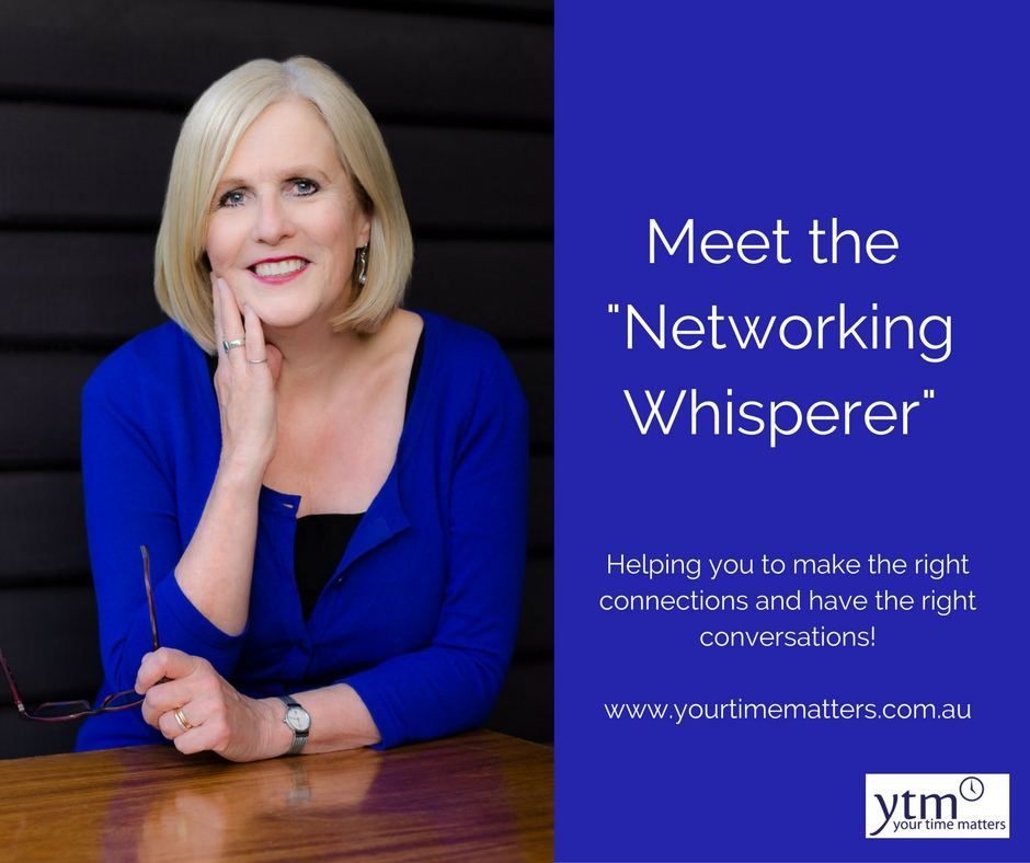Kerryn Powell- Networking Whisperer