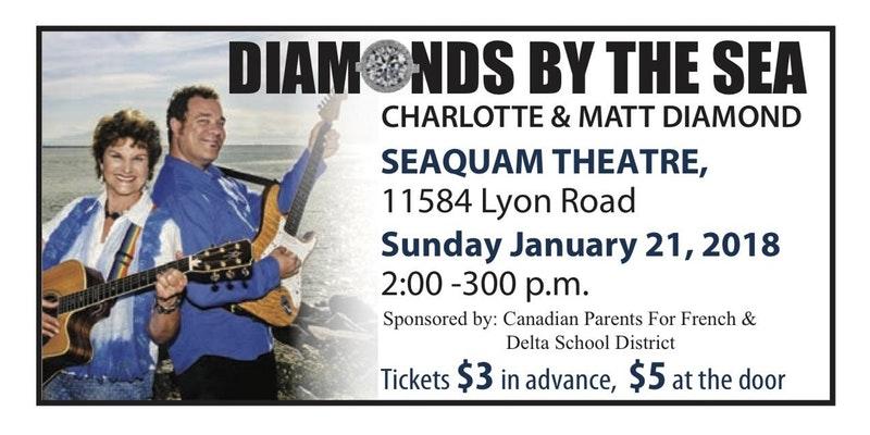 Diamond at Seaquam