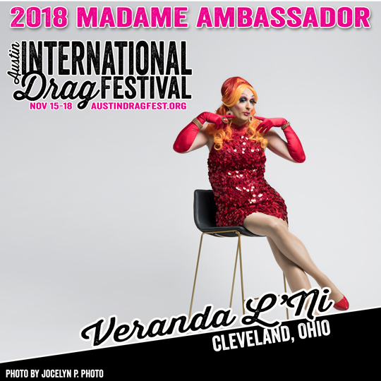 2018 Madame Ambassador Veranda LNi