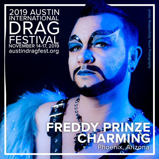 2019 Headliner Freddy Prinze Charming