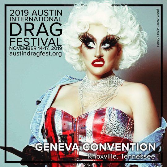 Geneva Convention Headliner Knoxville, Tennessee