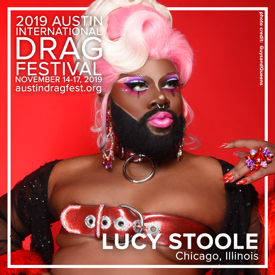 2019 Headliner Lucy Stoole