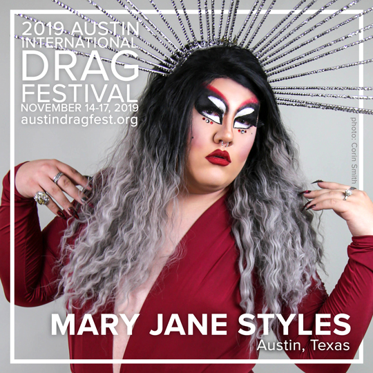 2019 Headliner Mary Jane Styles