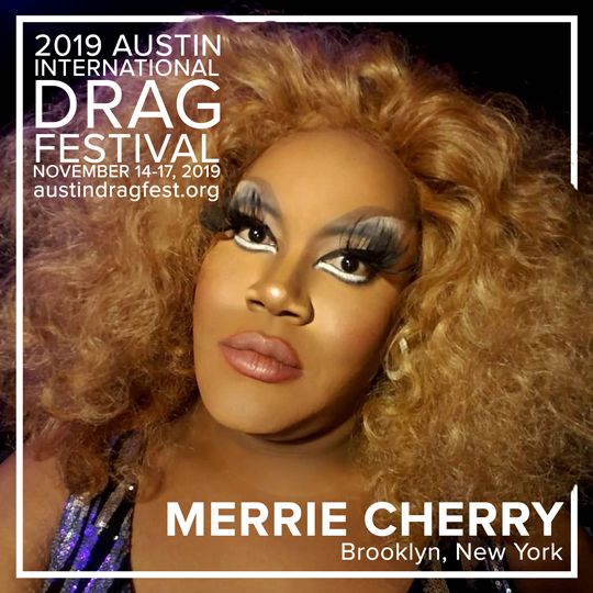 2019 Headliner Merrie Cherry
