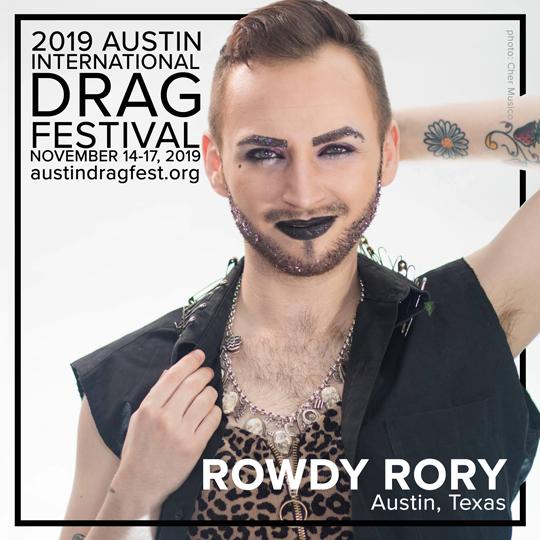 2019 HEADLINER ROWDY RORY