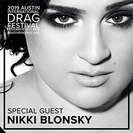 Special Guest Nikki Blonsky