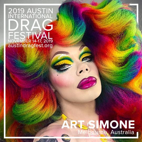 2019 Festival Headliner Art Simone