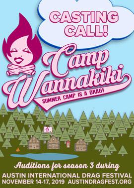 Camp Wannakiki Season 3 Auditions
