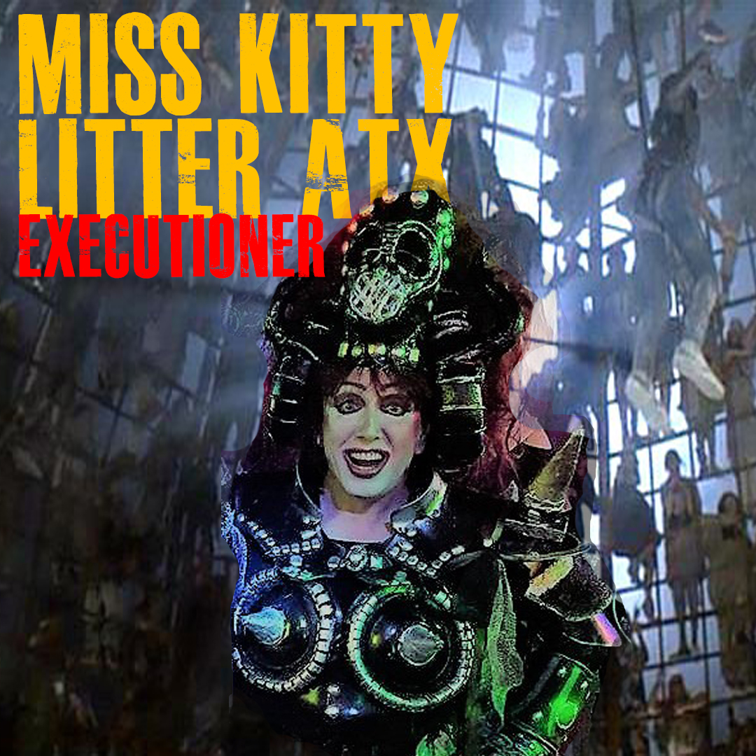 MIss Kitty Litter ATX in Post Apocalyptic Costume