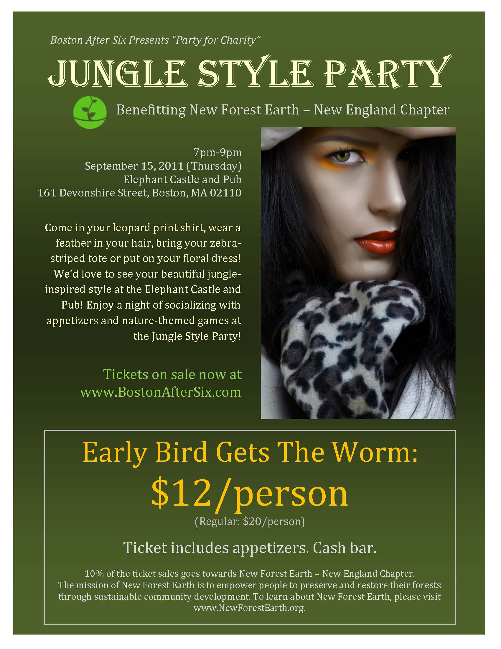 Jungle Style Party