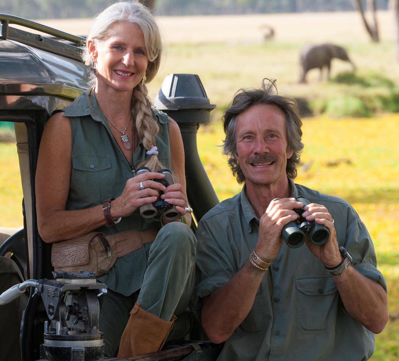 Jonathan & Angela Scott