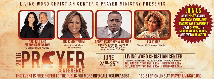 2016 Prayer Conference