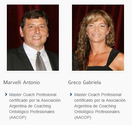 Speakers: Antonio Marvelli & Gabriela Greco