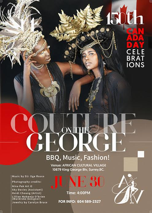 Fashion Party Couture On The George