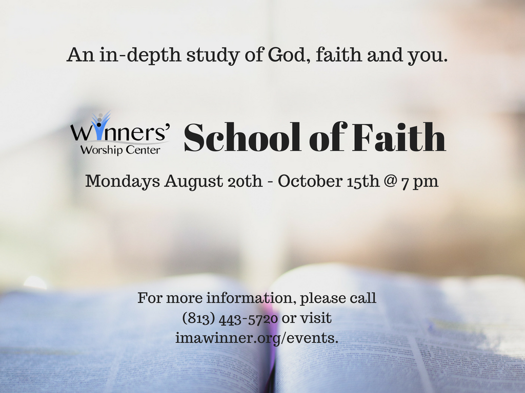 Winners' School of Faith Tampa FL