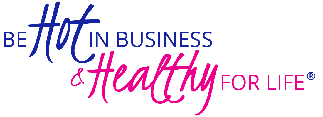Hot and Healthy Business Life Logo