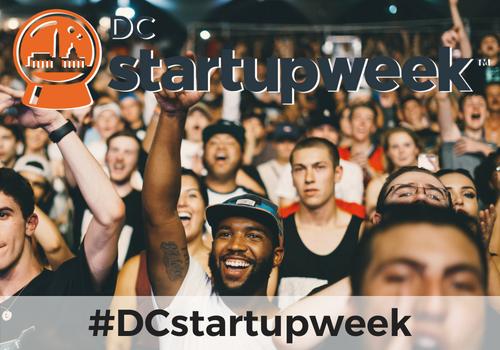dc startup week logo