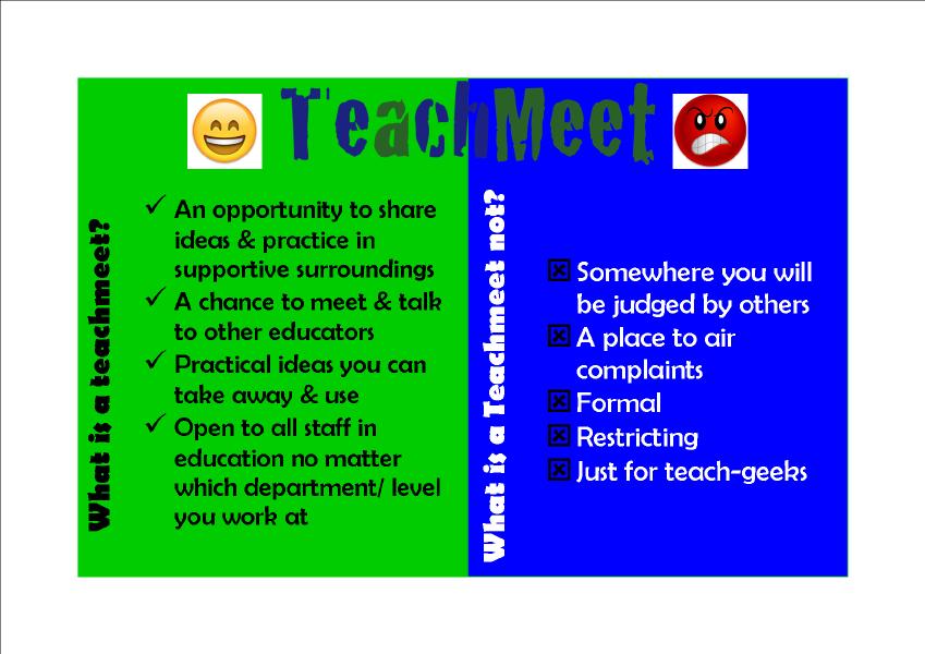 What is a TeachMeet