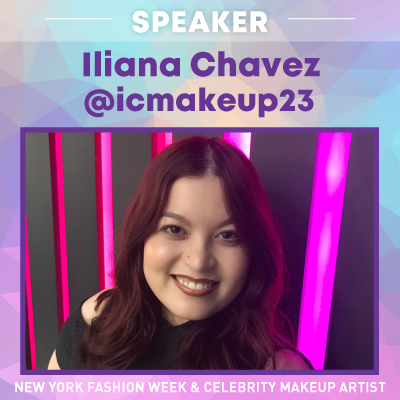 Makeup & Beauty Talk with the Pros Palm Springs - Speaker: Iliana Chavez