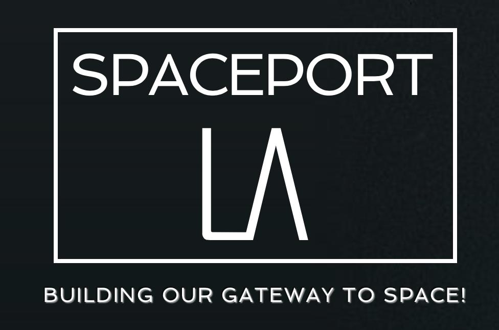 Spaceport LA logo