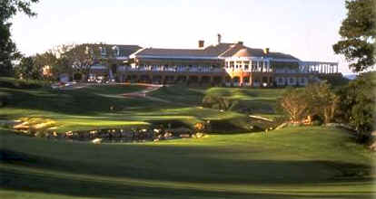 Sherwood Country Club Players Experience