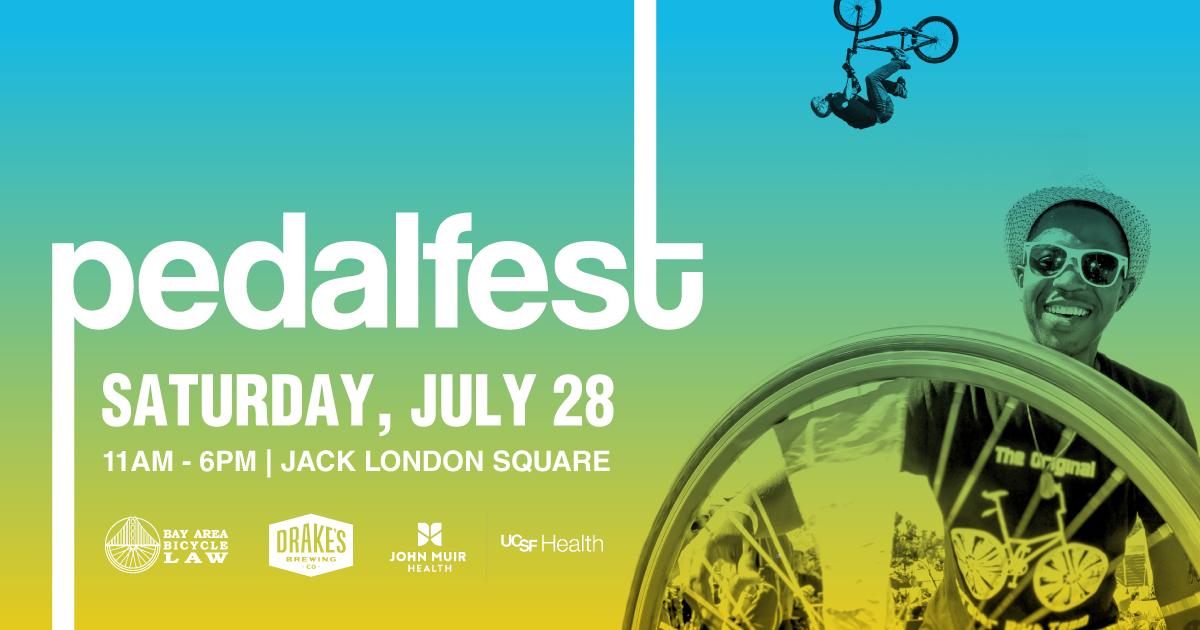 Pedalfest July 28, 2018
