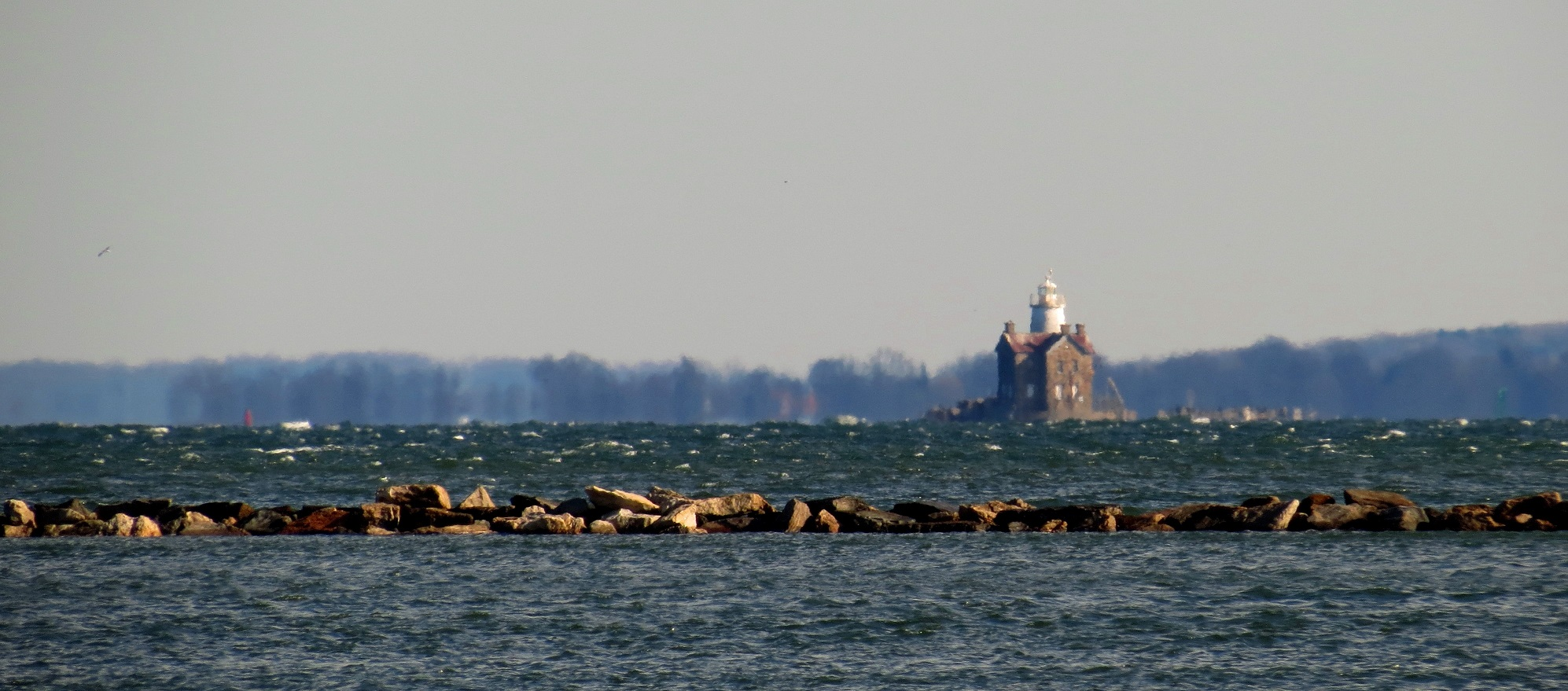 Pelham Bay Park - Execution Rocks Lighthouse