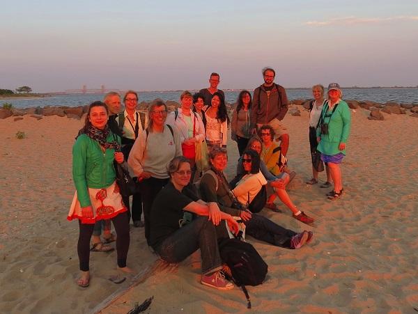 Plumb Beach - Group