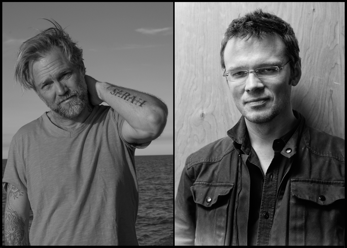 Anders Osborne and Luther Dickson