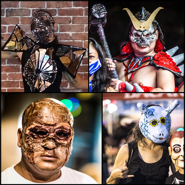 Hallowbaloo Costume Workshop - October 16, 2015