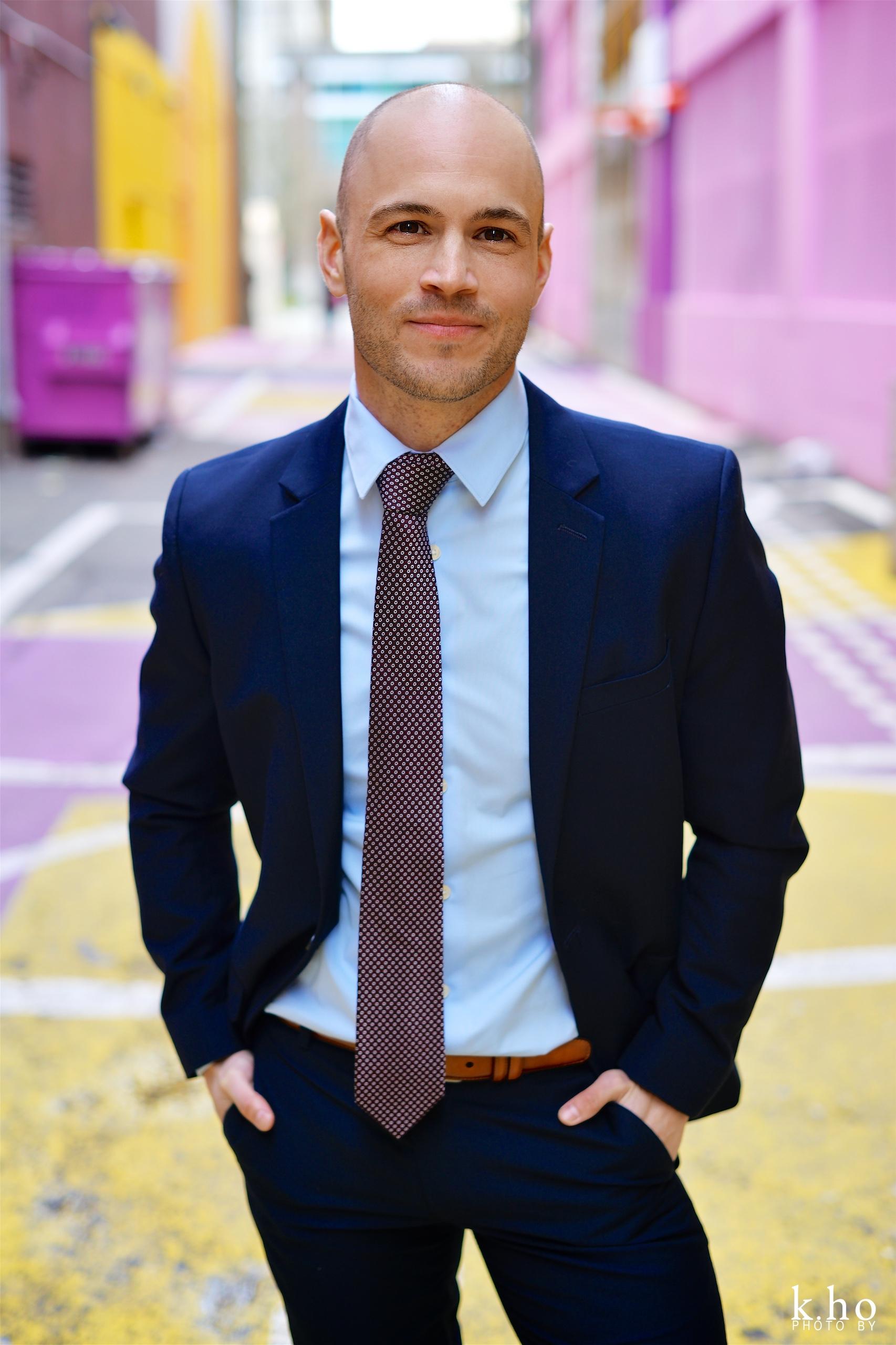 Photo of Olivier Ferlatte