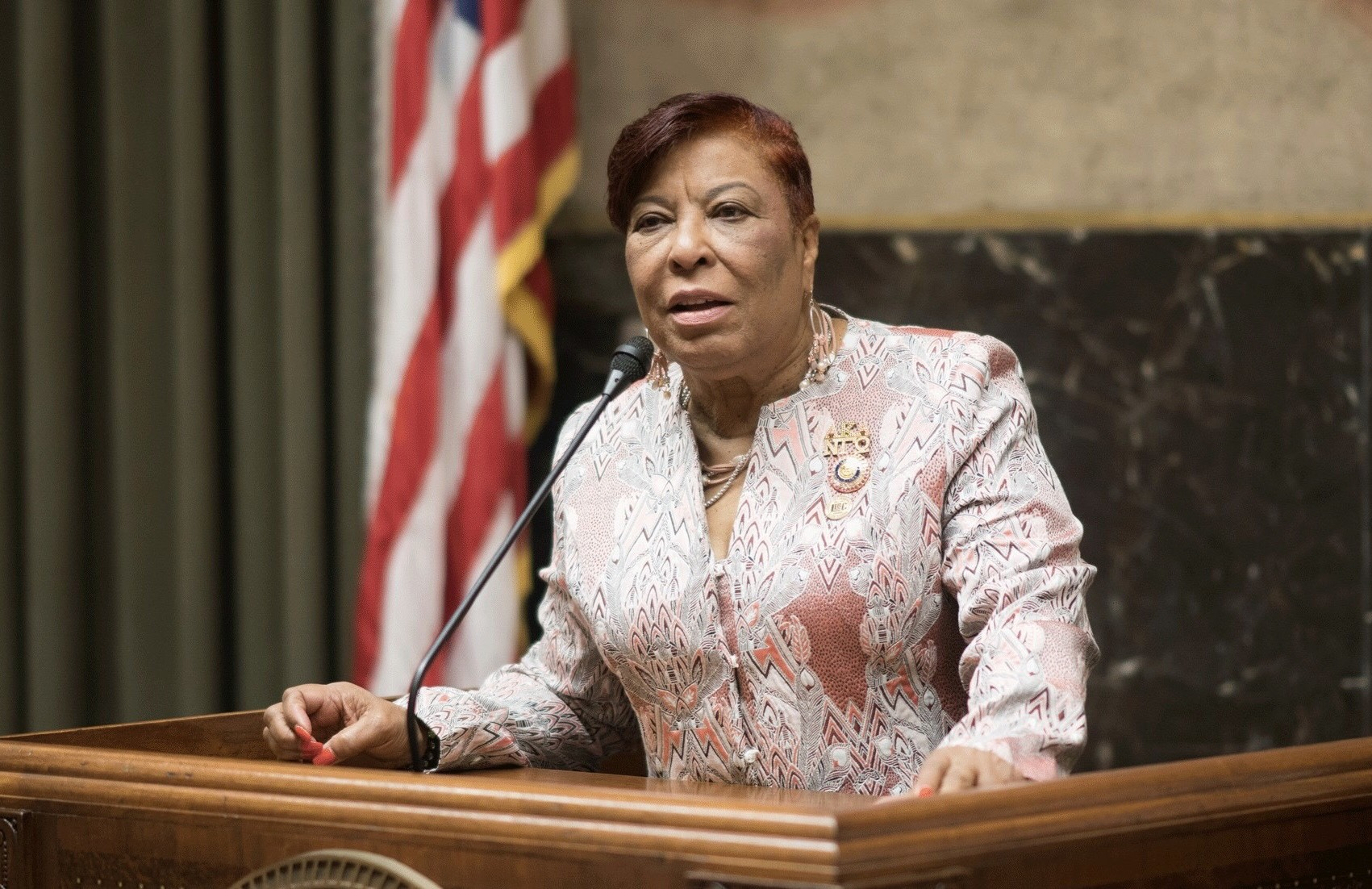 The Honorable State Rep. Patricia Haynes Smith