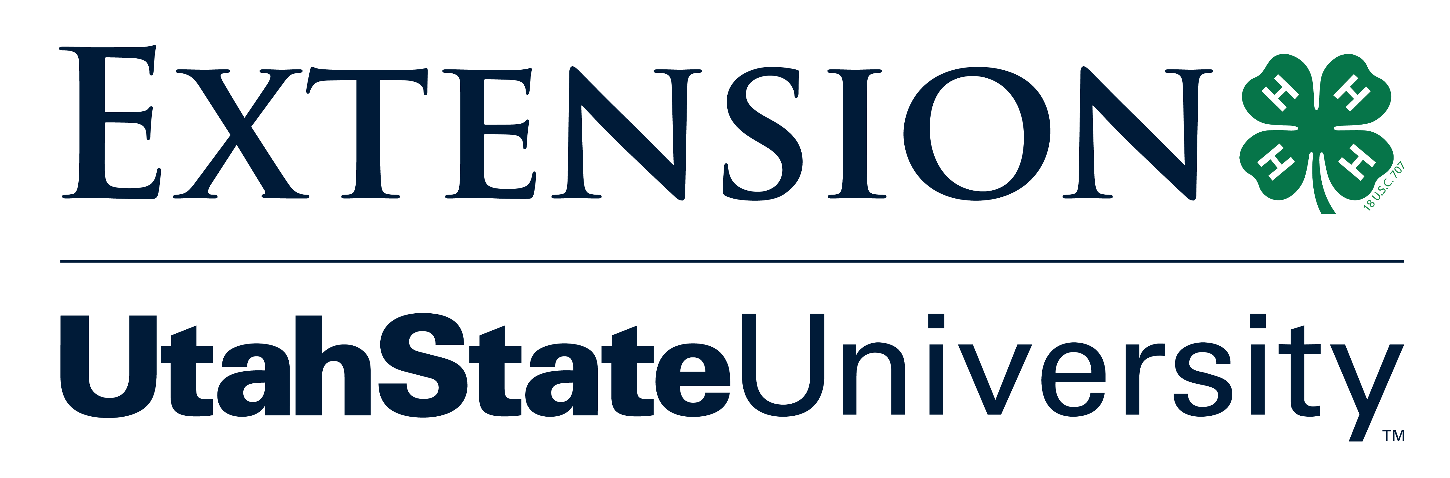 USU Extension Logo